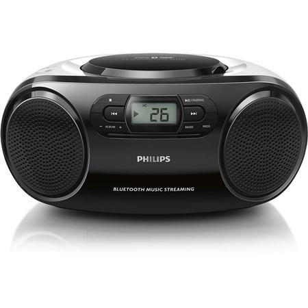 Philips AZ 330T/12 zwart-wit