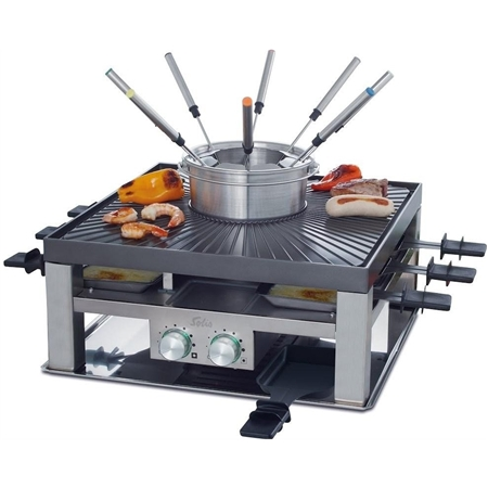 Solis Combi Grill 3 in 1 (Type 796)