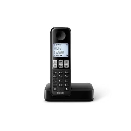 Philips D2301B/22 Huistelefoon