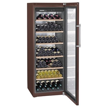 Liebherr WKt 5552-21 GrandCru Wijnklimaatkast Terrakleur