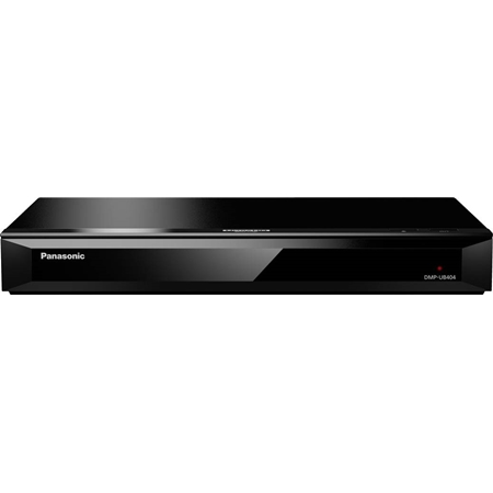 Panasonic DMP-UB404EGK 4K UHD Blu-ray speler