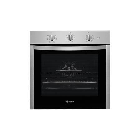 Indesit IFW 5530 IX inbouw solo oven
