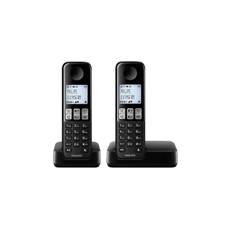 Philips D2302B/22 Huistelefoon