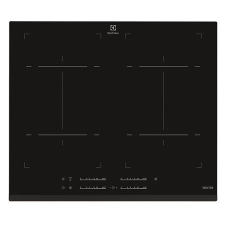 Electrolux EHL6540FOK zwart Inductie Kookplaat