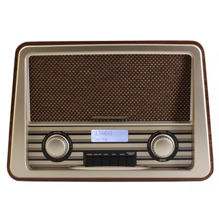 Soundmaster NR920DBR