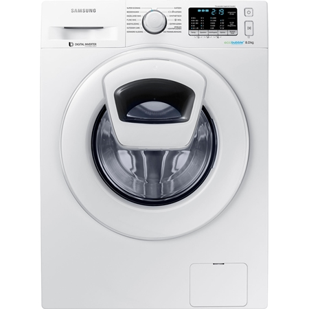 Samsung WW80K5400WW AddWash Wasmachine