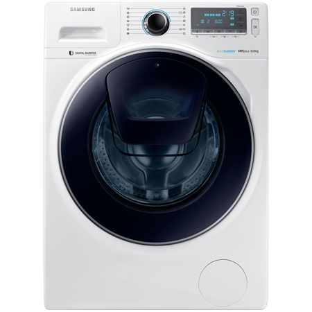 Samsung WW80K7605OW AddWash Wasmachine