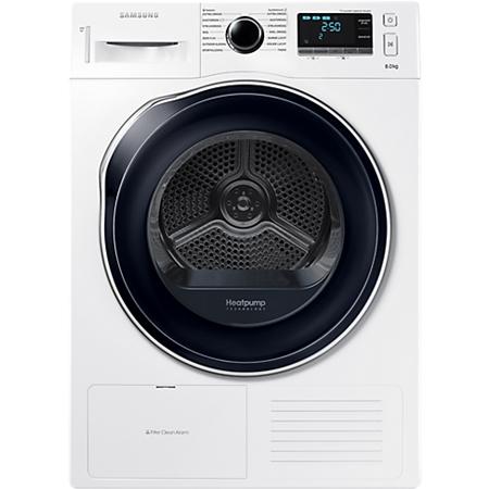 Samsung DV80K6010CW Warmtepompdroger