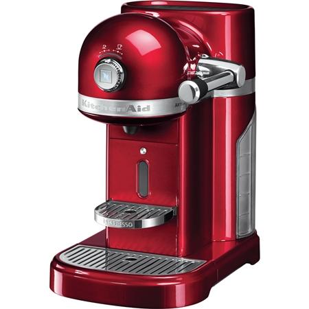 KitchenAid Artisan 5KES0503ECA/3 Nespressomachine Appelrood