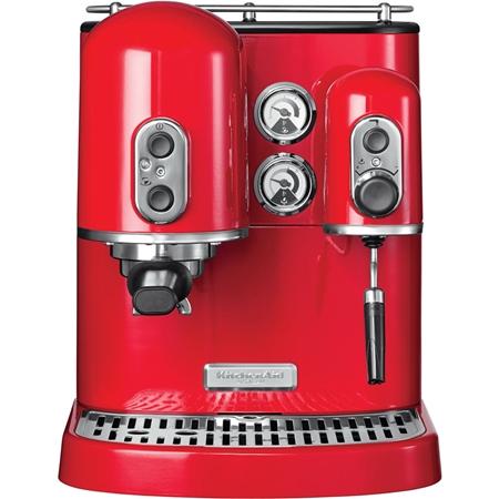 KitchenAid Artisan 5KES2102EER Espressomachine Keizerrood