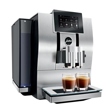 Jura Z8 Aluminium Espressomachine