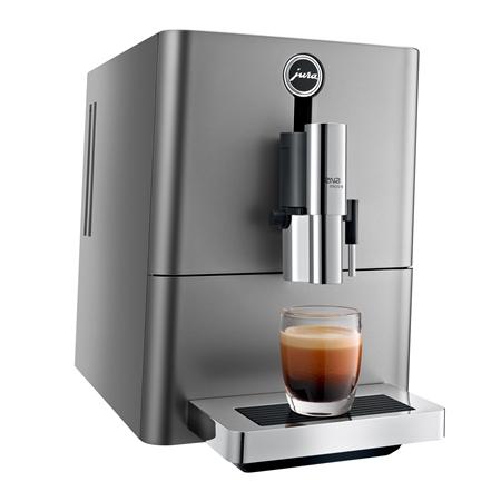 Jura ENA Micro 90 Dark Inox Espressomachine