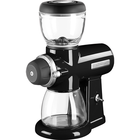 KitchenAid Artisan 5KCG0702EOB Koffiemolen Onyx zwart