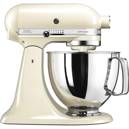 Artisan Mixer-Keukenrobot 5KSM125EAC Amandelwit