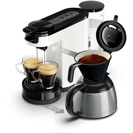 Philips HD7892/00 Senseo Switch Koffiepadmachine