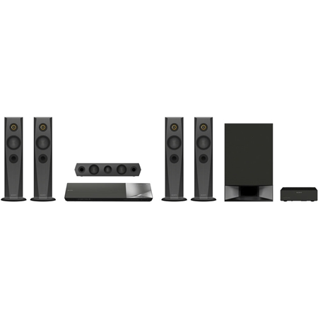 Sony BDV-N7200 Home Cinema set