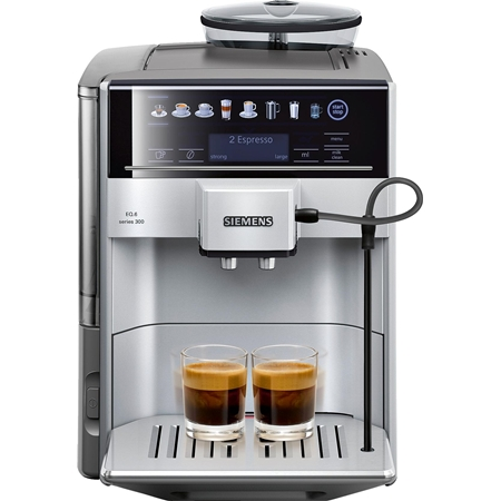 Siemens TE603201RW Espressomachine