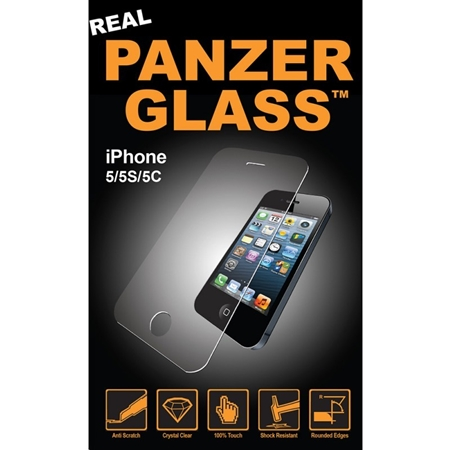 Panzerglass Screenprotector iPhone 5/5S/5C/SE