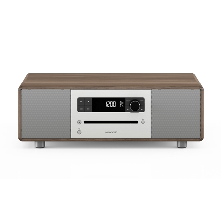 Sonoro Stereo 2 walnoot
