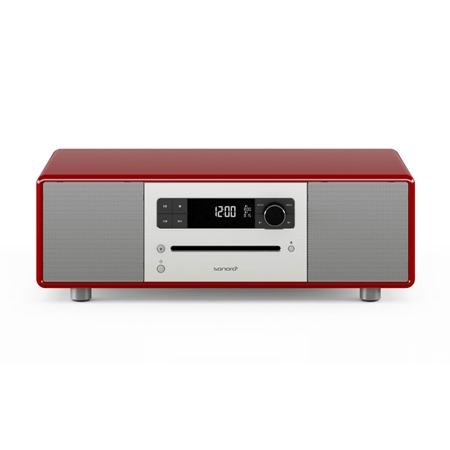 Sonoro Stereo 2 rood