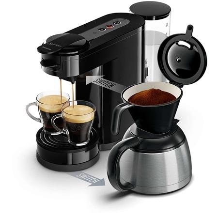 Philips HD7892/60 Senseo Switch Koffiepadmachine