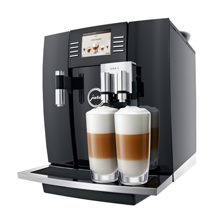 Jura GIGA 5 Piano Black Espressomachine