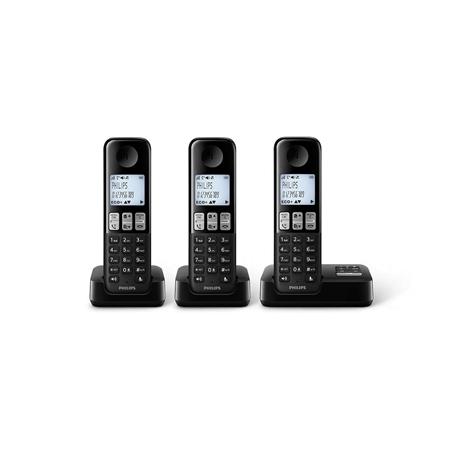Philips D2353B/22 Huistelefoon
