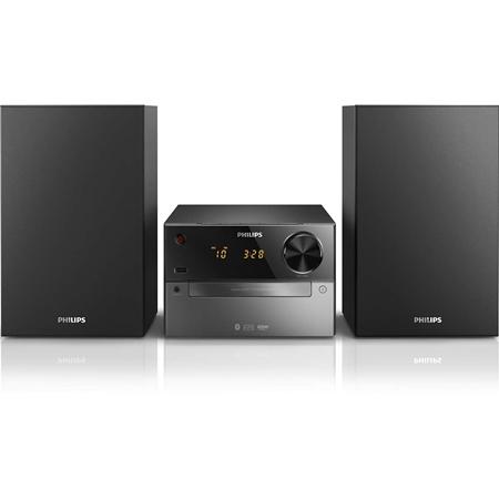 Philips BTM 2310/12 zwart Home Cinema Set