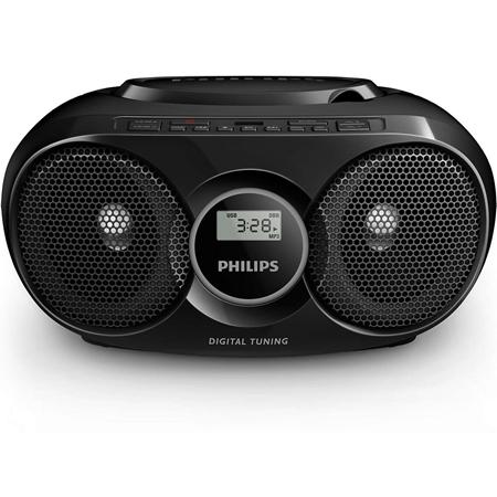 Philips AZ318B/12 zwart
