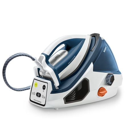 Tefal GV7830 wit-blauw