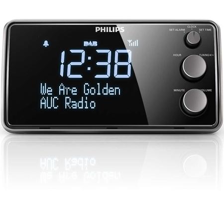 Philips AJB 3552/12 DAB+ Wekkerradio