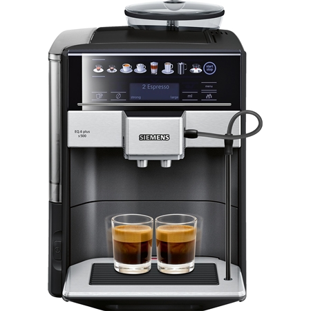 Siemens TE655319RW Espressomachine