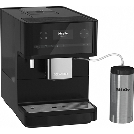 Miele CM 6350 Black Edition Espressomachine