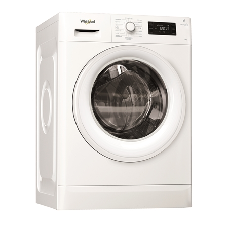 Whirlpool FWG81484WE NL Wasmachine