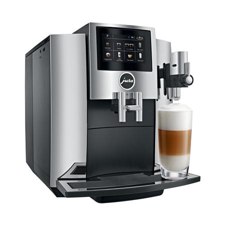 Jura S8 Chroom Espressomachine