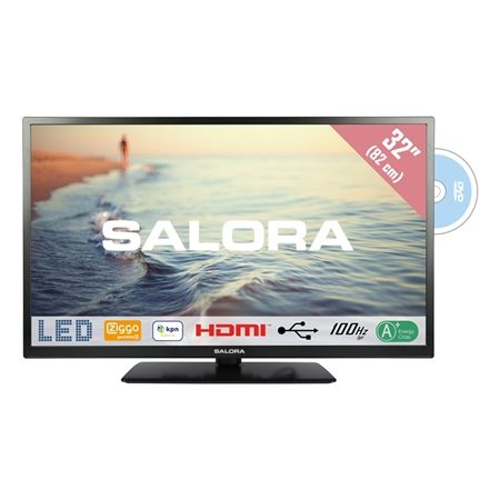 Salora 32HDB5005 HD LED TV/DVD