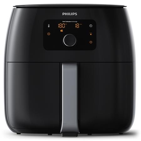 Philips HD9650/90 zwart Heteluchtfriteuse