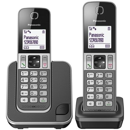 Panasonic KX-TGD312NLG Huistelefoon