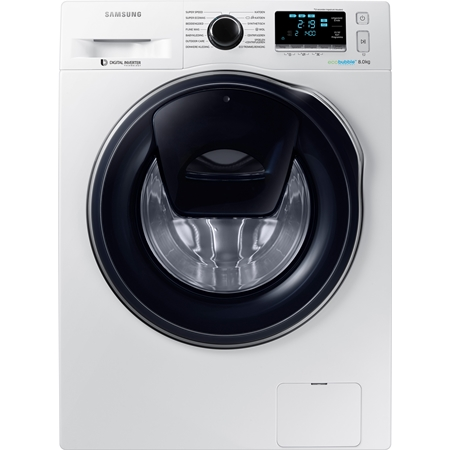Samsung WW80K6404QW AddWash Wasmachine
