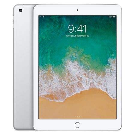 Apple iPad 2017 32GB Wifi Silver (Refurbished A)