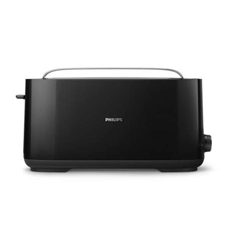 Philips HD2590/90 zwart broodrooster