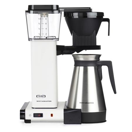 MOCCAMASTER KBG THERMOS CREAM koffiezetapparaat