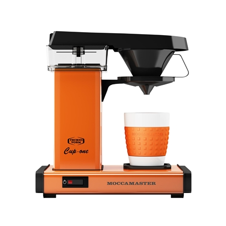 Moccamaster Cup-One Royal Orange Koffiezetapparaat