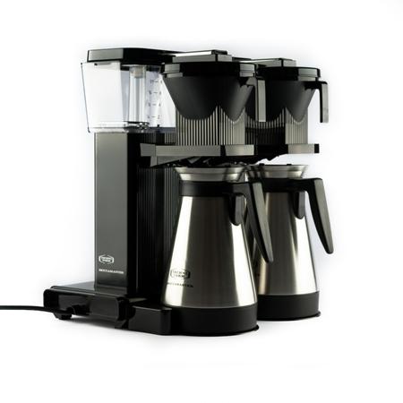 MOCCAMASTER KBGT20 AO BLACK Koffiezetapparaat