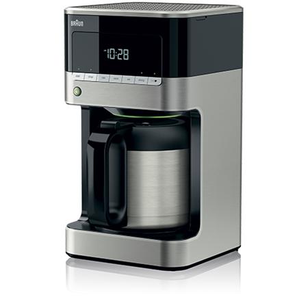 Braun KF7125BK RVS-zwart Koffiezetapparaat