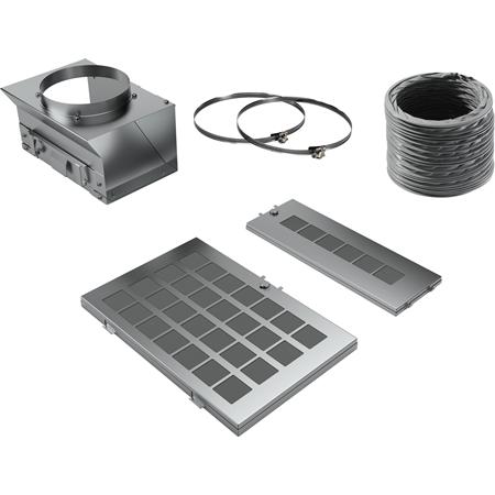 Bosch DWZ0AF0S0 Recirculatieset met regenereerbaar filter