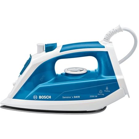 Bosch TDA1023010 wit-blauw Stoomstrijkijzer