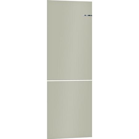 Bosch KSZ1AVK00 VarioStyle deurpaneel Champagne (186 cm)