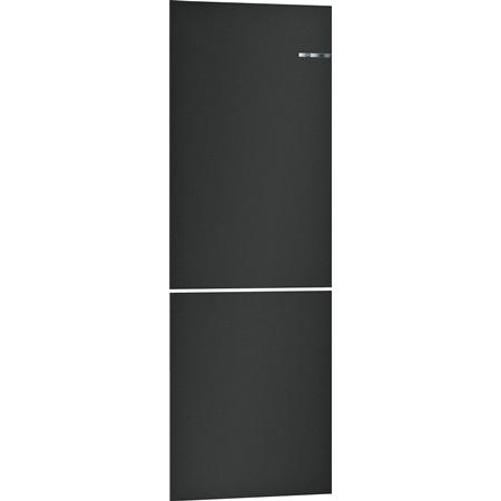 Bosch KSZ1AVZ00 VarioStyle deurpaneel Matzwart (186 cm)