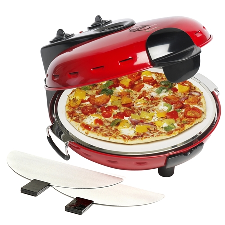 Bestron DLD9070 Pizza Steenoven